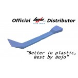 BOJO Blue Genius 19 ATH-19-NGL Wide Angled Pry Trim TOOL Snap Off / On Trim