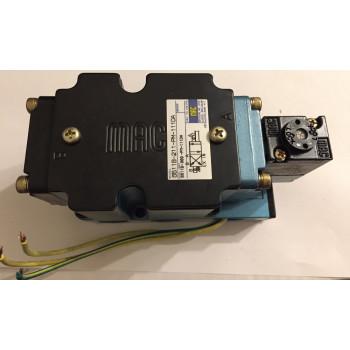 MAC Valves Inc. 6511B-211-PM-111DA 110/120VAC Solenoid Valve