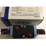 MAC Valves Inc. 82A-FC-000-TM-D - 3 Position Solenoid Valve